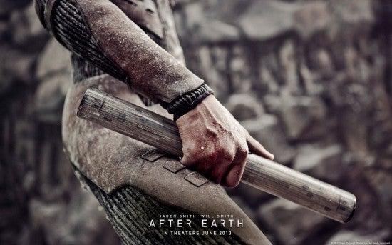 After Earth Website Images