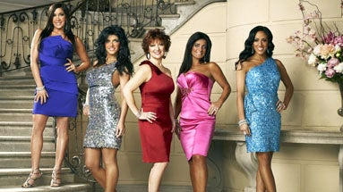 Season Three of the Real Housewives of New Jersey Is About Strippers, Drag, and Fighting