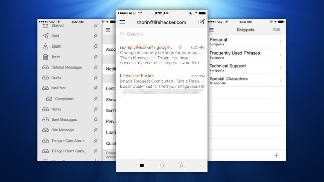 Dispatch Adds Folder Access, Unsubscribe Button, Triaging, and More