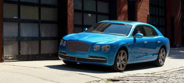 Why Would You Want Your Bentley To Be Like Every Other Bentley?