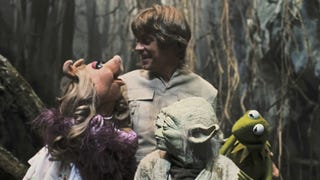 The Muppets Visited The <i>Empire Strikes Back</i>Set, And It Was Wonderful