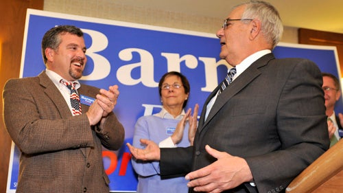 Barney Frank and His Partner Are Getting Married