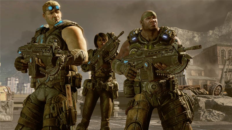 "Dead Space Developer on Gears of War : ""Literally the Worst Writing in Games"""