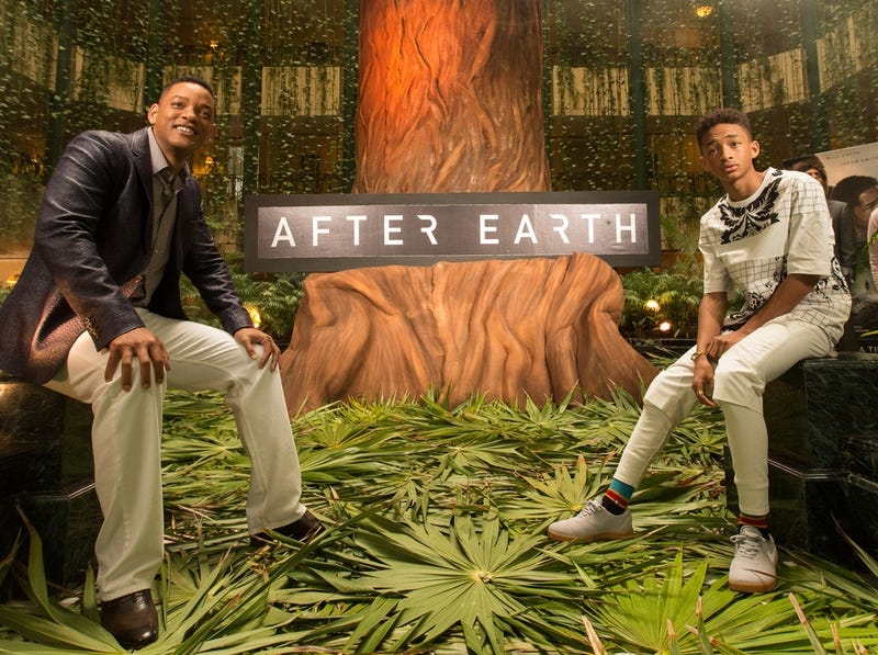 We wish this was the real After Earth theme song