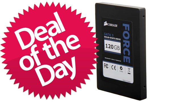 This 120GB Corsair SSD Is Your Shock-Proof Deal of the Day