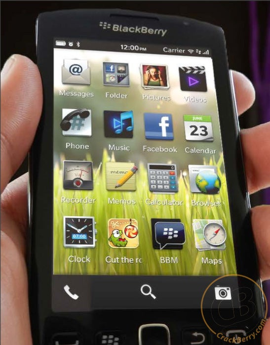 Do These Alleged BlackBerry 10 OS Images Mean Widgets Are Coming?