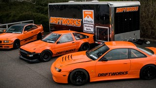 Europeans Have To Out-Crazy Japan When It Comes To Drift Cars