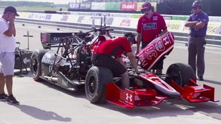 Upcoming IndyCar Movie Will Be Satisfyingly Cheaterlicious And Realistic