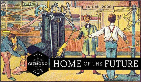 Help Gizmodo Create the Soundscape of the Home of the Future