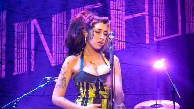 Footage From Amy Winehouse's Onstage Meltdown