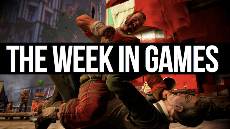 The Week in Games: Awe and Shock