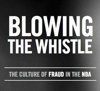 NBA Will Review Allegations In Donaghy Book It Sought To Quash
