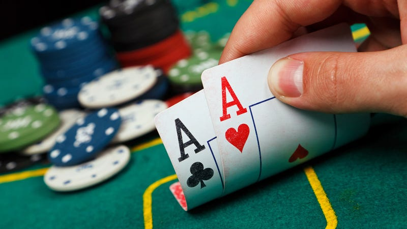 Generous Men Will Pay $250 for You to Blow Them During Poker Game