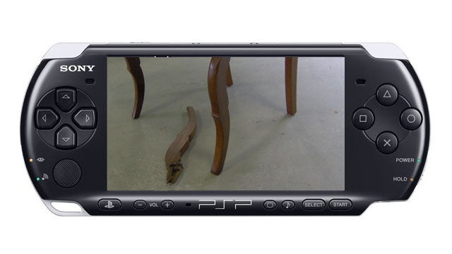 Taking Turns With The PSP Beats Attacking Your Twin Brother With A Chair Leg
