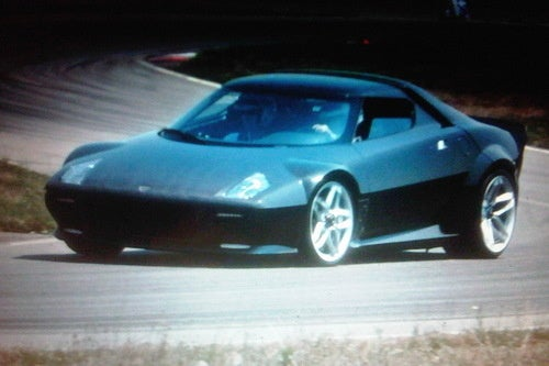 The Lancia Stratos Is Real, Headed For Production