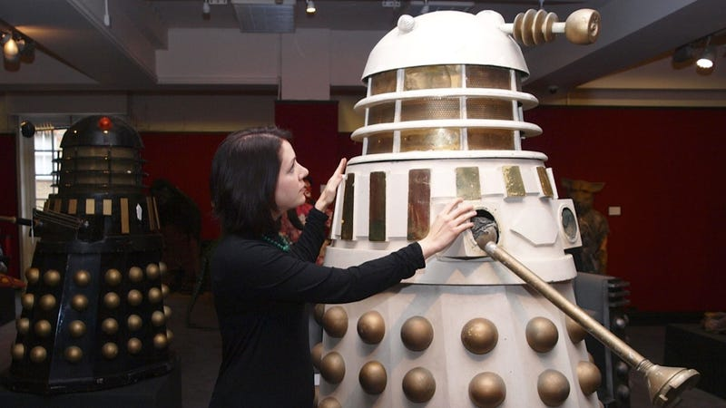 Not One Single Woman Directed a Doctor Who Episode Last Year