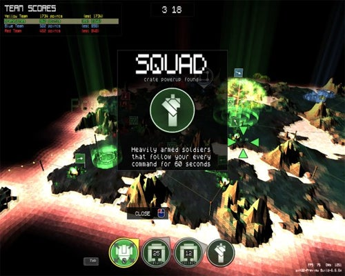 First Look At Multiplayer Darwinia