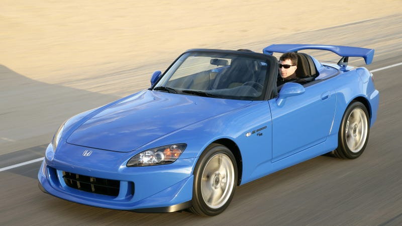 Honda Could Possibly Be Working On A Baby S2000 Successor, Maybe