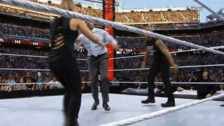 Ronda Rousey, The Rock Team Up To Crush Triple H & Stephanie McMahon