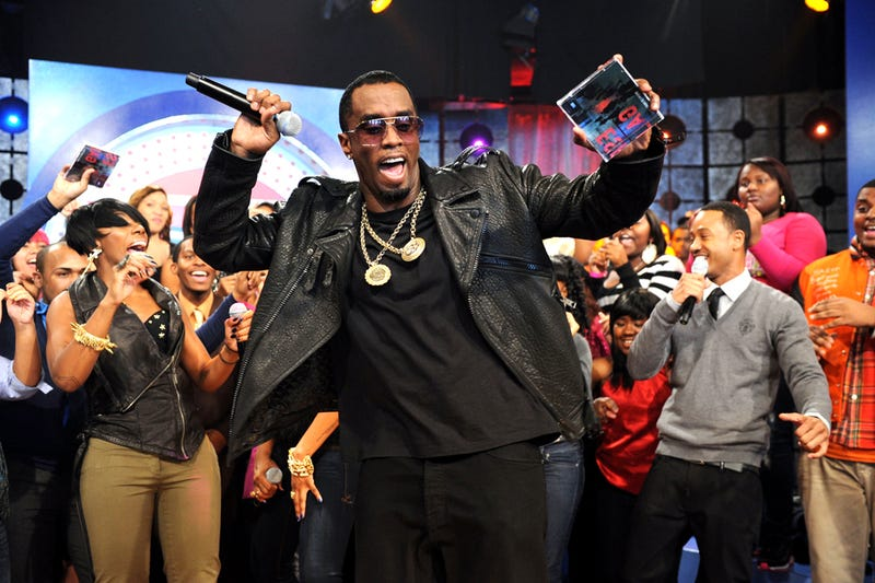 Diddy Plays Santa Claus, and Other Tales of Christmas Giving