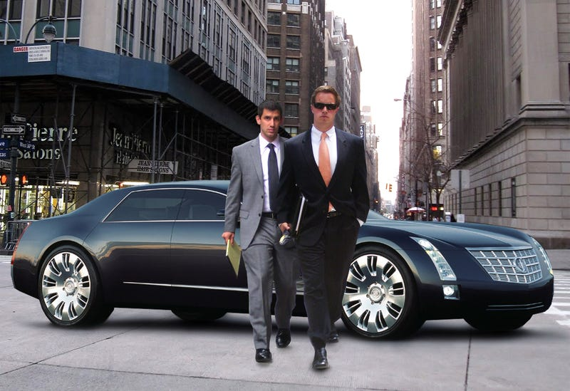 Ten Alternative Company Cars For CEOs