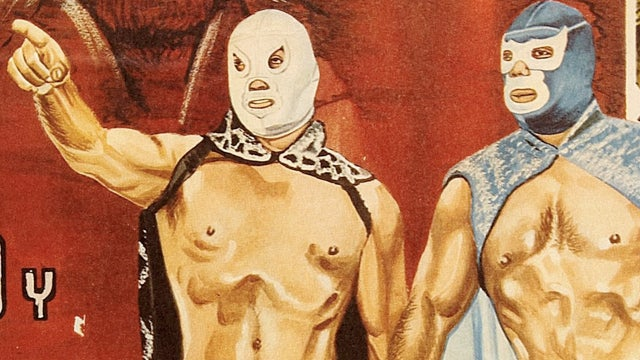 The strange case of the lost luchador-versus-Dracula nudie flick
