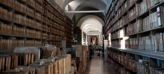 How To Scan 50 Miles of Historical Documents Into an Online Archive
