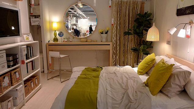 Икеа дизайны спальни