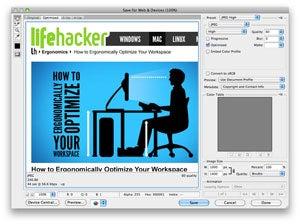 Basics of Photoshop: Designing a Website
