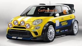 Fiat 500L WRC Edition