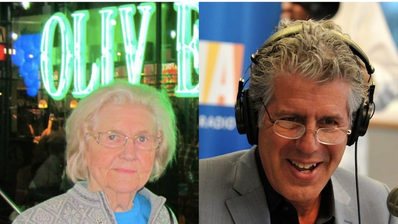 Marilyn Hagerty and Anthony Bourdain May Write Beautiful Prose Together
