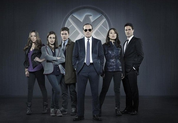 Get a way better look at Agents of SHIELD, plus two more new shows!