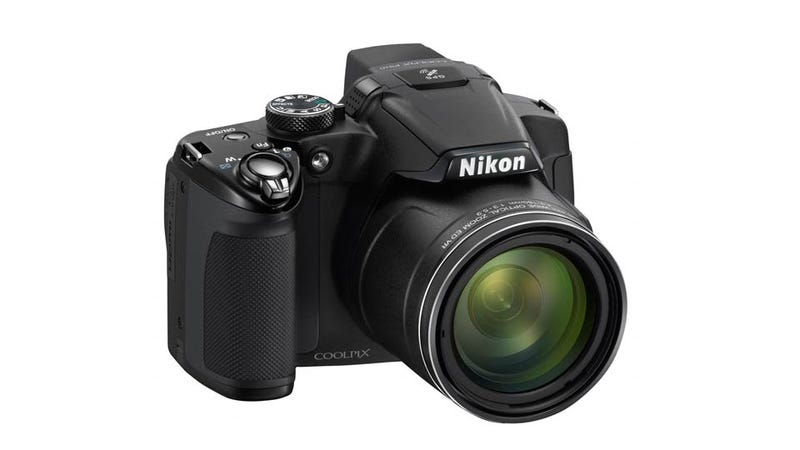 A Whopping 42x Optical Zoom Makes Nikon's P510 the Zoomiest Compact Camera Ever