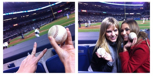 Everything You'd Ever Want To Know About Kyna Treacy, The Girl In The Stands A-Rod Was Macking On