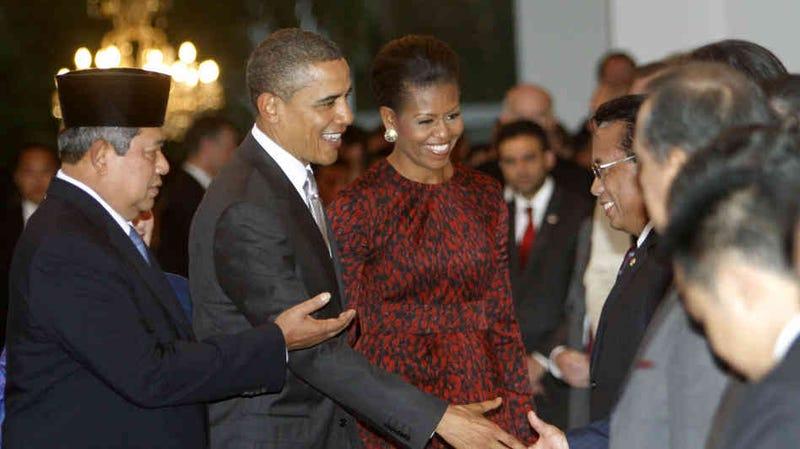 Muslims Like Obama Best