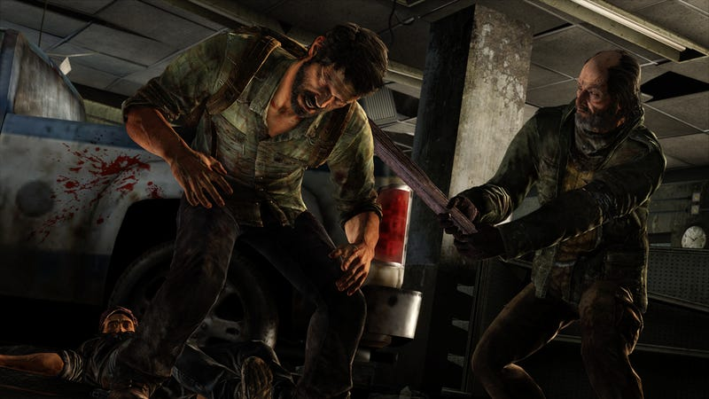 Only the Ruthless and Brutal Will Survive The Last of Us