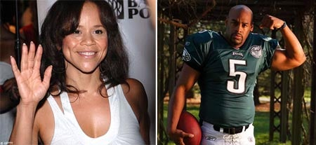 Finally; Rosie Perez Arrives To Explain This NFL Tie Business