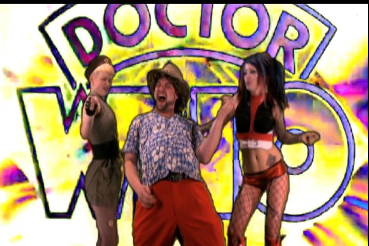 The Johnny Depp Doctor Who movie couldn't be worse than this...
