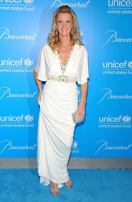 Brr! Stars Let It Snow At UNICEF Snowflake Ball