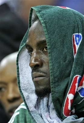 KG's Jedi Mind Tricks Don't Work In Cleveland