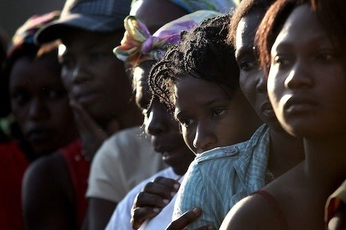 After The Earthquake: Sexual Assault In Haiti