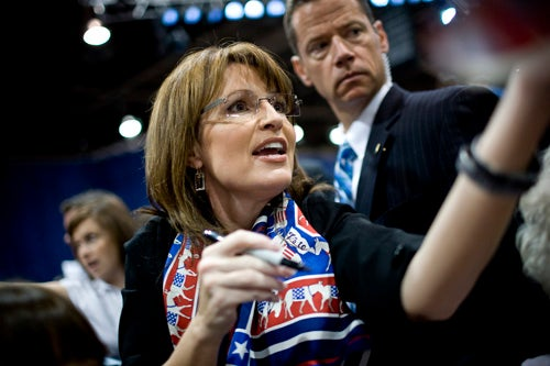 Is Sarah Palin Making An Ass Of Herself?