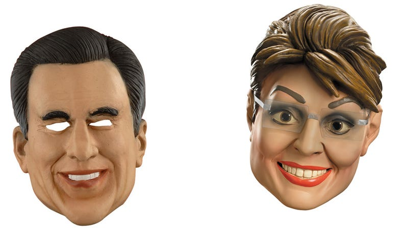 No One Wants to Dress Up as a Politician This Halloween