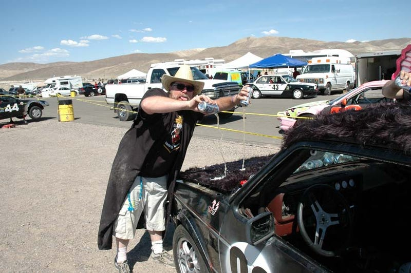 BS Judging at the Goin' For Broken 24 Hours of LeMons