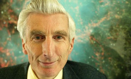 The Astronomer Royal tells io9 how he plans to save humanity from extinction