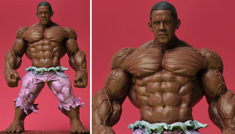 OBAMA HULK SMASH GOP