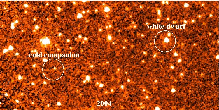 Tiny failed star is the coldest object we've ever photographed
