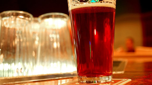 Slow Down Your Beer Drinking with the Right Kind of Glass