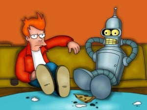 See Every Single Episode Of Futurama Starting Tonight