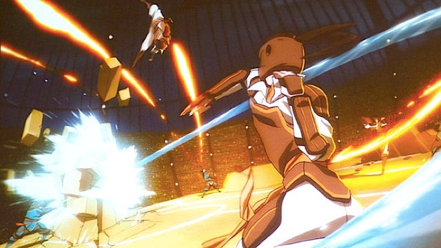 New Legend of Korra scene shows off the The Last Airbender version of American Gladiators